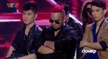 X-Factor Việt: Quyết định gây sốc của giám khảo ở bảng Nhóm hát