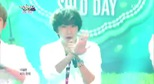 "Music Bank: ""Solo Day"" - B1A4"