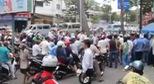 Công an nổ súng bắt cướp trên phố Sài Gòn (Nguồn: NLD)
