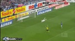 Schalke v Dortmund highlights - video
