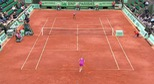 3 pha b&#243;ng hay nht ng&#224;y thi u th 11 Roland Garros 2012