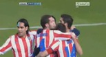 Atl  Madrid 2-0 Getafe  Highlight vòng 11  La Liga 2012-13