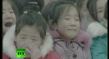 Clip: Tr th Triu Ti&#234;n i ma tuyt kh&#243;c Kim Jong-il