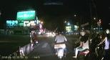 Suýt gặp tai nạn nghiêm trọng dù đi đúng đèn xanh