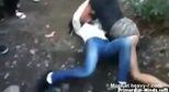 Video Clip nữ sinh đánh nhau điên cuồng lộ cả nội y