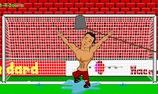 Trào lưu xô nước đá mang Messi, Ronaldo, Suarez, Muller vào phim hoạt hình