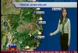 Bản tin thời tiết 12h30 - 30/01/2015