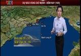 Tin bão khẩn cấp cập nhật 21h - 16/9/2014