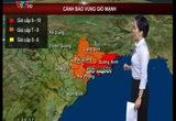 Bản tin bão khẩn cấp cập nhật 23h - 16/9/2014