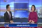 Nguy cơ sạt lở bão số 3- BTV Thảo Linh