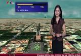 Bản tin thời tiết trưa 12h30 - 30/9/2014