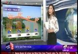 Bản tin thời tiết 11h30 - 24/5/2015