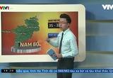 Bản tin thời tiết 18h - 04/5/2016
