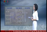 Bản tin thời tiết 6h30 - 19/12/2014