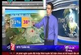 Bản tin thời tiết 18h45 - 27/3/2015