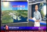 Bản tin thời tiết 18h45 - 01/4/2015