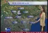 Bản tin thời tiết 12h30 - 21/12/2014