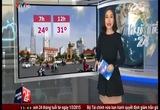Bản tin thời tiết 11h45 - 22/12/2014