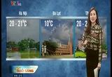 Bản tin thời tiết 6h30 - 27/01/2015