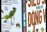 Mỗi ngày một cuốn sách: Siêu sao động vật