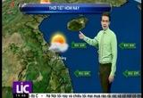 Bản tin thời tiết 19h45 - 28/4/2015