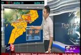 Bản tin thời tiết 11h30 - 22/5/2015