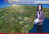Bản tin thời tiết 6h30 - 18/12/2014