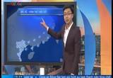Bản tin thời tiết 18h - 05/3/2015