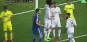 Ronaldo cãi nhau với Ramos