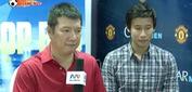 Độc quyền: BLV Quang Huy phỏng vấn Andy Cole