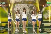 "Music Bank: ""Me Gustas Tu"" - G-Friend"