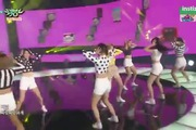 "Music Bank: ""Vanilla Shake"" - NC.A"
