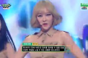 "Music Bank: ""Attention"" - Wanna.B"