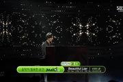 "Inkigayo: ""Beautiful Liar"" - VIXX LR"