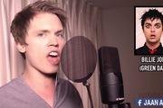 Video gây sốt: Chàng trai nhái được giọng 23 nam nghệ sỹ đình đám