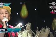 "M! Countdown: ""Sorry"" - Park Bo Ram"