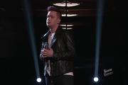 """The Voice US: Jeffery Austin - Top 12: """"Let it Go"""""""