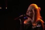 "The Voice US: Korin Bukowski - Top 11: ""Only Hope"""