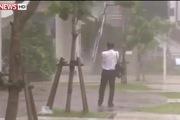 Nửa triệu người Nhật chạy trốn siêu bão Neoguri đổ bộ