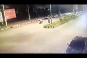 Ô-tô sang đường ẩu gây tai nạn thảm khốc với xe máy