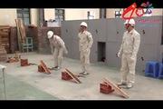 Một bài thi tuyển mộc xây dựng công phu của lao động Nhật Bản