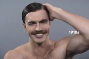 Sự thay đổi của thời trang tóc đàn ông qua 100 năm