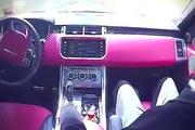 Điều khiển xe Range Rover từ xa bằng iPhone