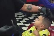 Tiệm cắt tóc dành cho những bé bướng bỉnh