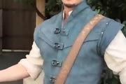 Anh chàng Flynn Rider trong phim Tangle của Disney là có thật