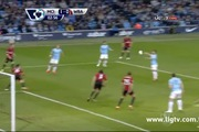 Man City 3-1 West Brom