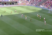 Giao hữu: New York Red Bulls 1-0 Arsenal