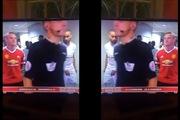"""Cậu bé mascot của Swansea """"há hốc mồm"""" khi nhìn thấy Rooney"""