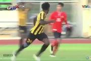 Tranh Huy chương đồng: U19 Lào 1-1 U19 Malaysia (3-2 Penalty)
