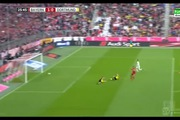 Bundesliga 2015/16: Bayern 5-1 Dortmund